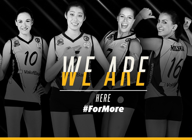 VakifBank Renews Ties To Zhu, Rasic, Sloetjes And Team USA's Robinson