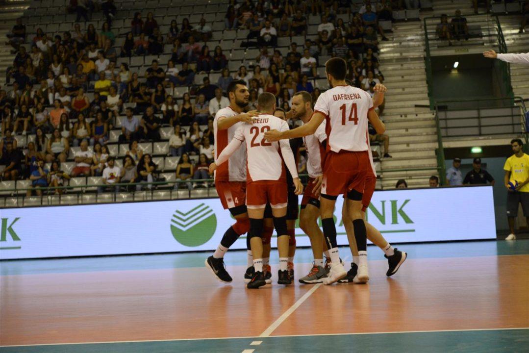 Albania Wins Big Behind Quafarena's 40 Points – Euro M Qualifiers