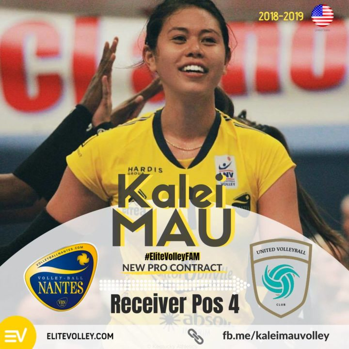 Former Arizona All-American Kalei Mau Signs in Philippines