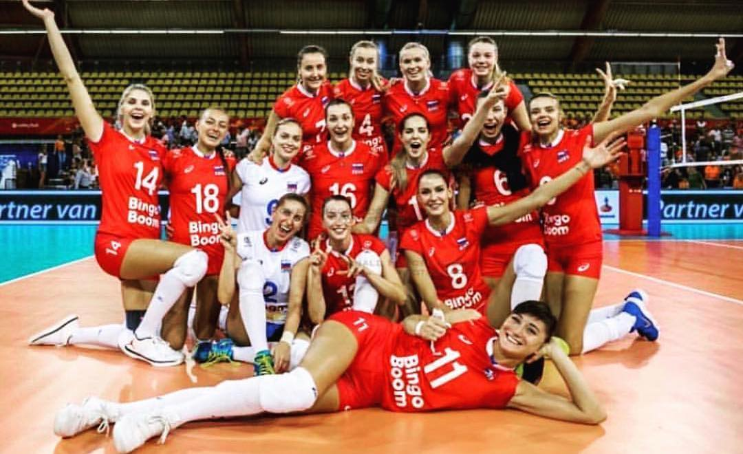 Russia Beats Netherlands to Claim 2018 Rabobank Super Series Title