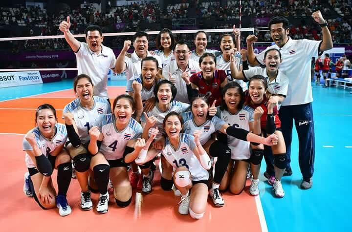 Without Leading Scorer, Thai Women Advance to Play China for Gold