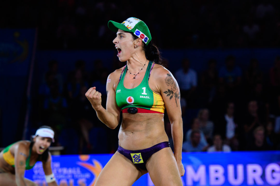 Agatha/Duda Win In Tiebreak To Highlight FIVB Women's #WTFinals Day 1