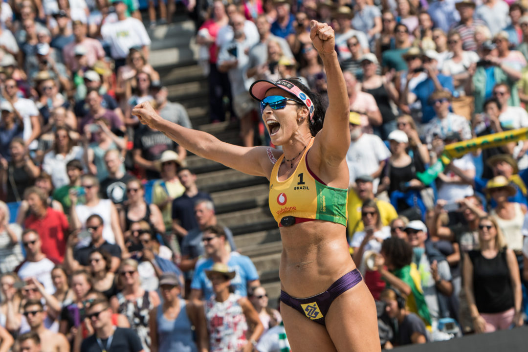 VIDEO: Watch Highlights of the FIVB World Tour Gold Medal Matches
