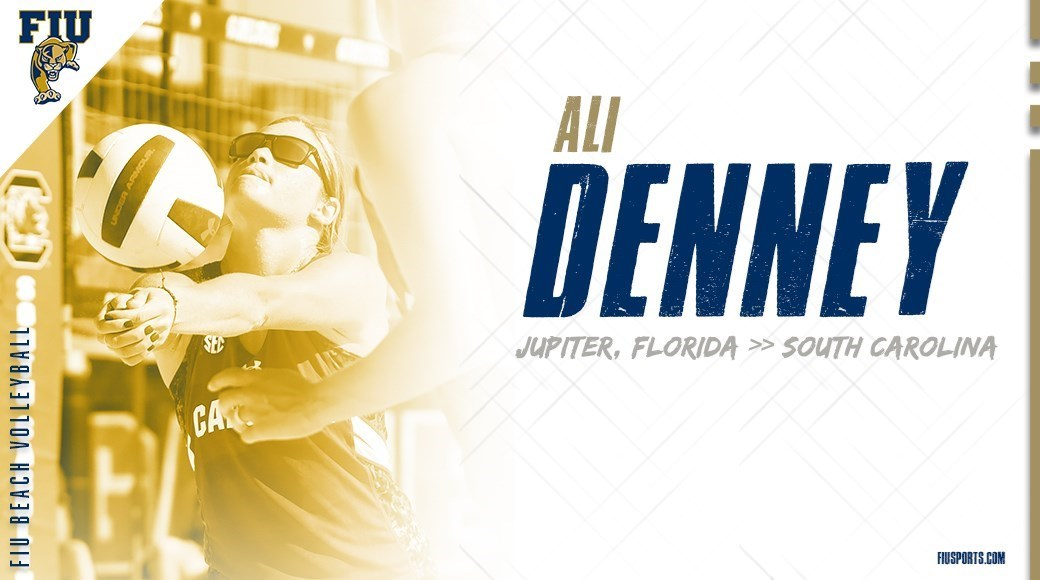 FIU Beach Brings on South Carolina Beach Transfer Ali Denney