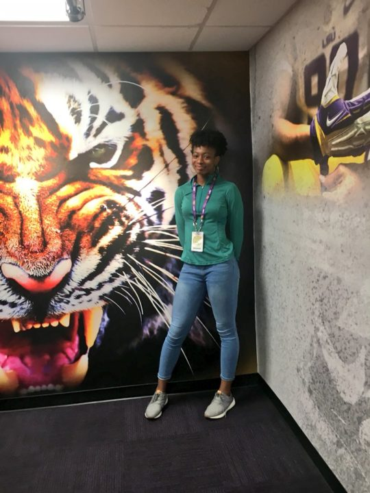 Class of 2019 MB & Member of USWJNT Anita Anwusi Commits to LSU
