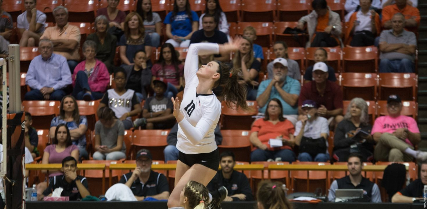 Ashlyn Fleming Becomes 4th Pacific Player to Transfer, Heads to Illinois