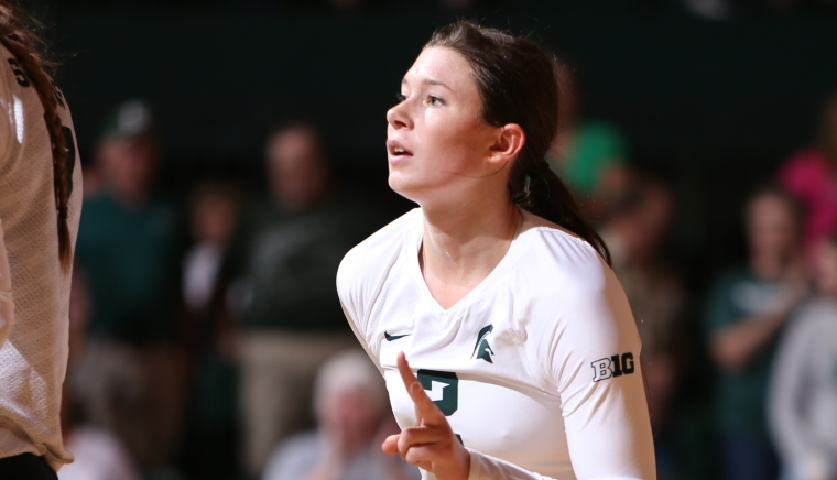 Michigan St. All-American Autumn Bailey Signs Pro Deal in Turkey