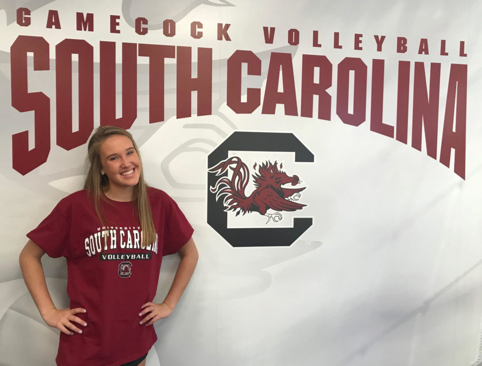 Class of 2020 Setter Avery Crowder Committed to South Carolina
