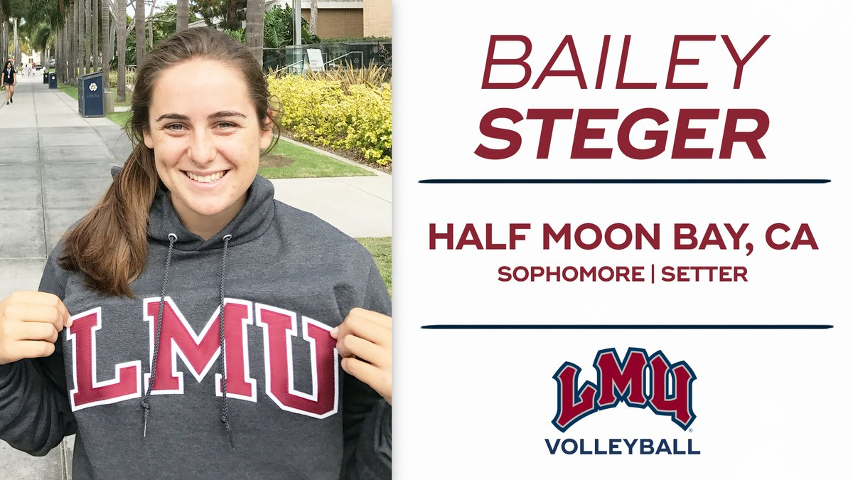 Loyola Marymount Brings on Holy Cross Transfer Setter Bailey Steger