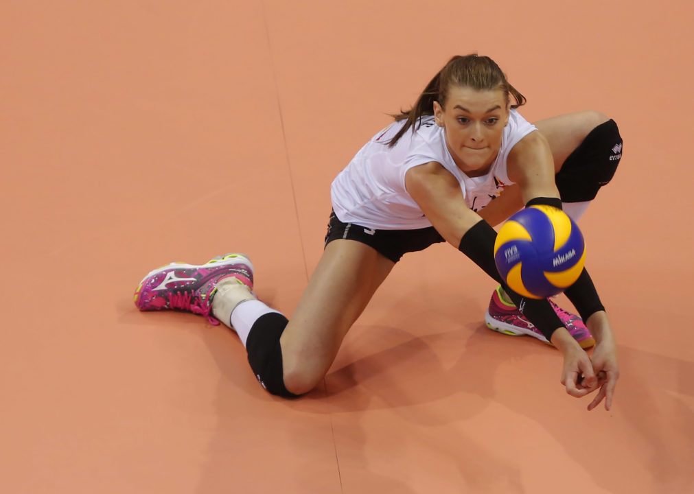 Women's EuroVolley Qualifying Tournament Begins Wednesday