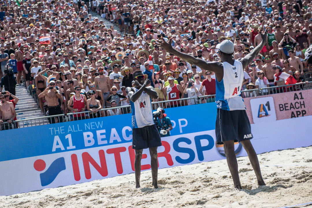 Qualifiers Cherif/Tijan Make Vienna Final 4 Alongside Two Top 5 Duos