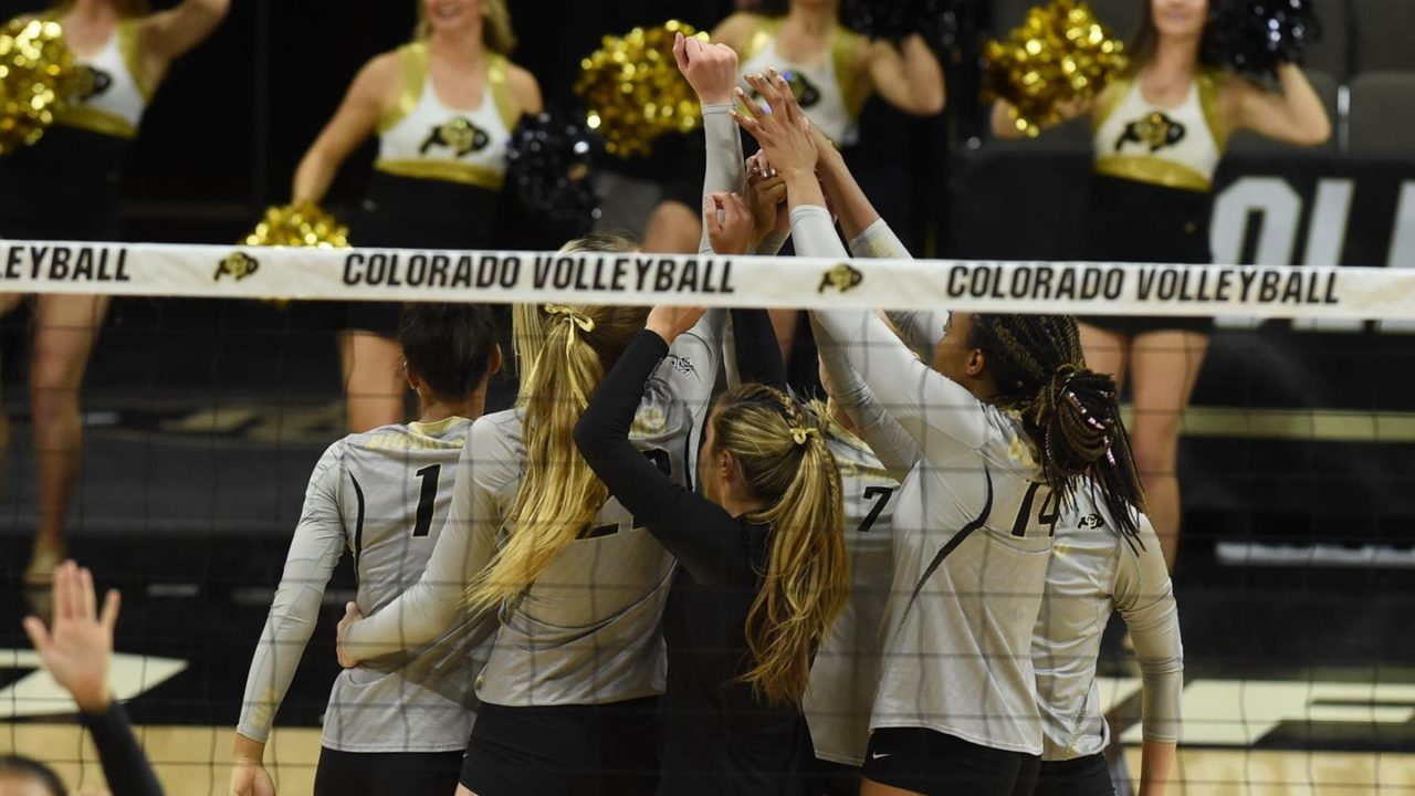 Jenna Ewert Starts in 5-1 at Setter for Colorado's Win Over ASU