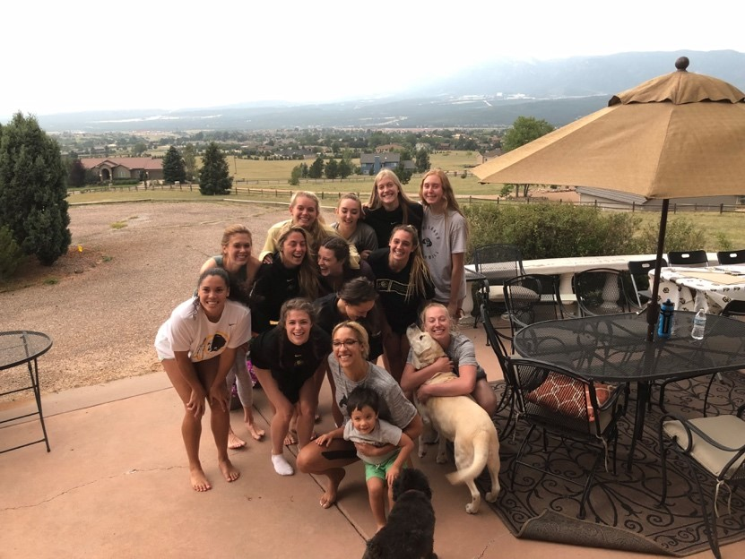 Inside Training Camp with Colorado's Alexa Smith
