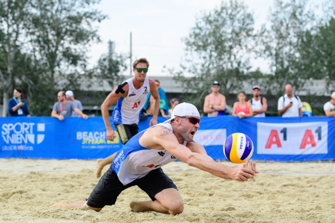 Americans Crabb/Gibb Win Pool D Title at Vienna Major