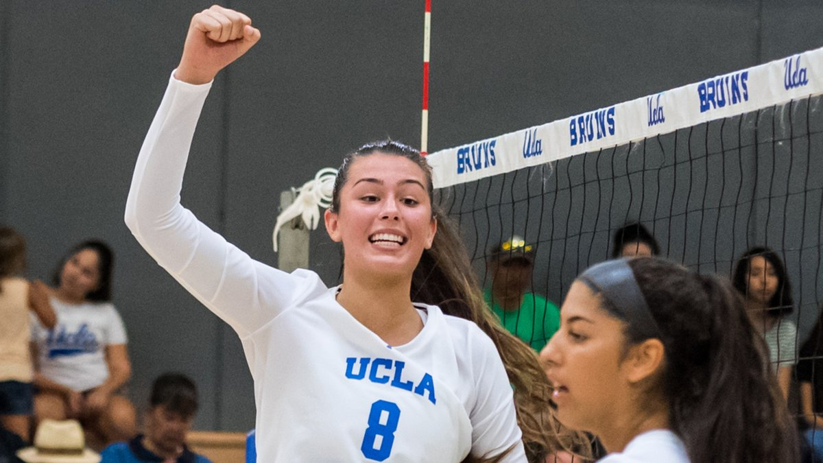 #12 UCLA Prevails Over #13 Baylor in 5-Set Thriller