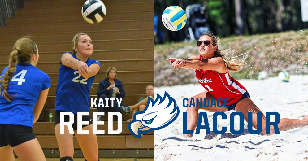 FGCU Beach Tacks On Pair of Transfers In Lacour & Reed For 2019