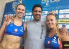 Loiola Aiming For 2020 Olympics With Hughes/Summer Partnership
