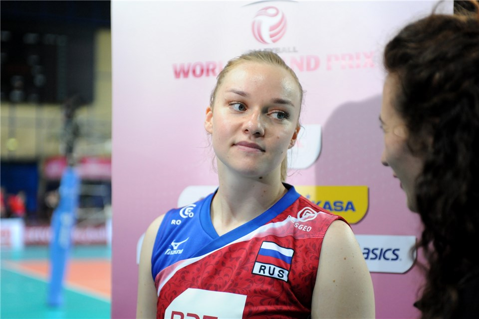 Pankova Out, Startseva In At Setter For Russia's Run At The WCH