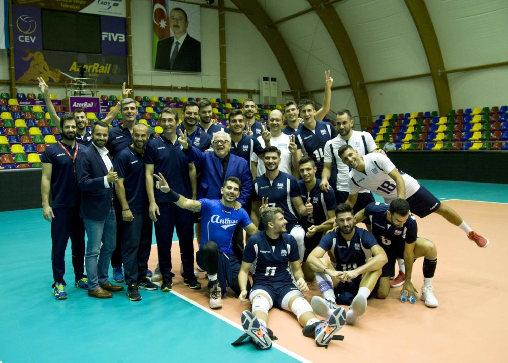 Euro Qual M: Greece, Estonia, Romania Certain of Qualification