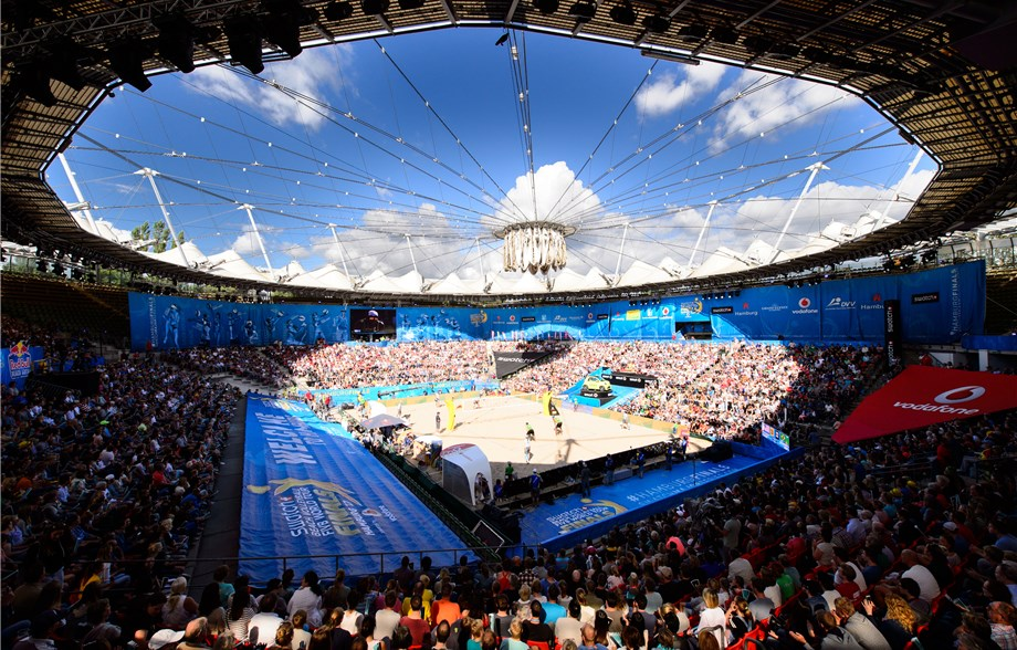 An Inside Look at the FIVB World Tour Finals