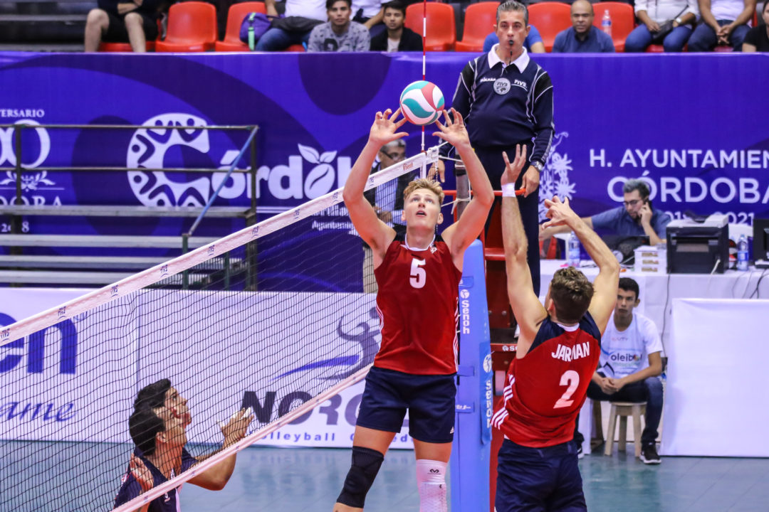 USA and Brazil Open With Sweeps at the Pan Am Cup
