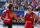 WATCH LIVE: Alison/Andre vs. Smedins/Samoilovs for Moscow Gold