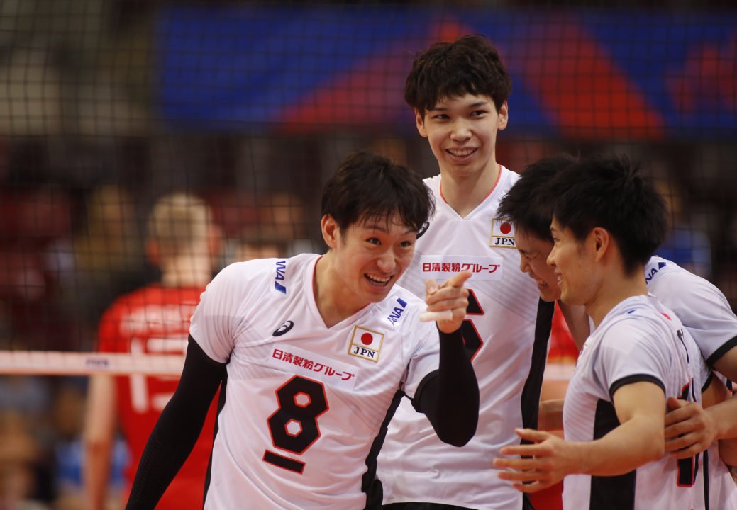 Men's Indoor Volleyball Tournament Ripe for Chaos at 2018 Asian Games