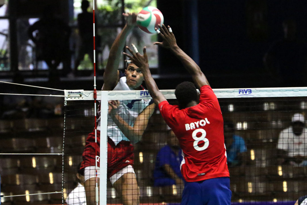 United States, Canada, Cuba Sweep Again at NORCECA U-21