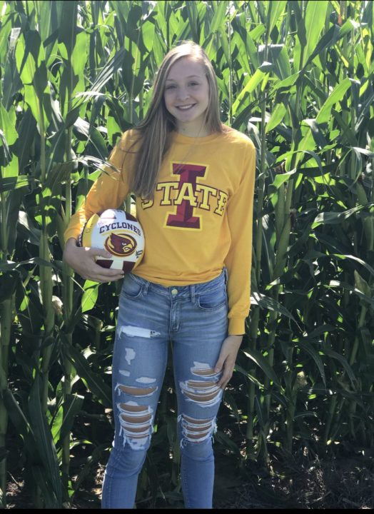 Iowa State Garners Commitment From 6'3″ 2020 MB Jordan Hopp