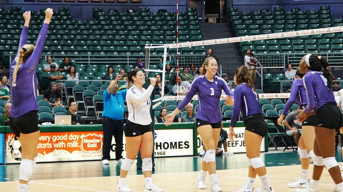 K-State Waits Out Hurricane Lane, Picks Up Two Sweeps of Hawaii