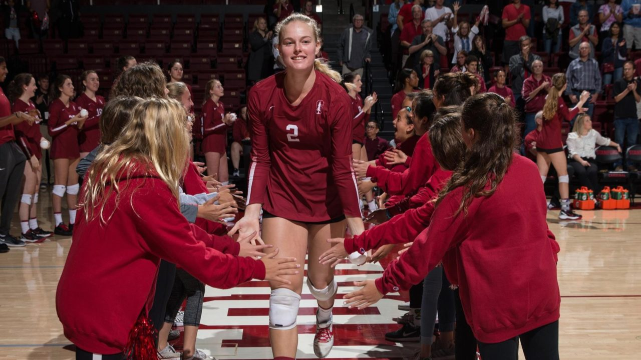 Top 10 Stunner: #2 Stanford Sweeps Past #9 USC