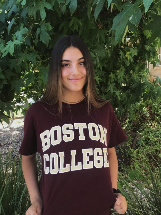 Boston College Garners Commitment From 2020 OH/RS Katrina Jensen