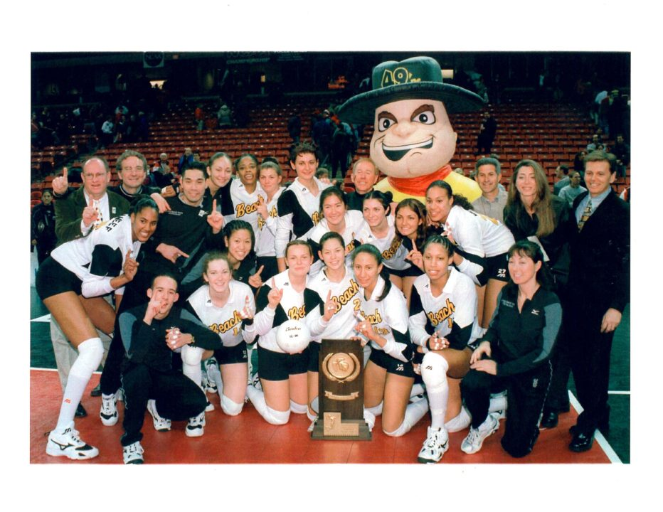 1998 Women's NCAA Champs, Dillard, Lee Tabbed for LBSU HOF