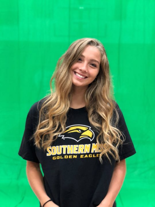 Class of 2019 OH Liana Guillemaud Commits to Southern Miss