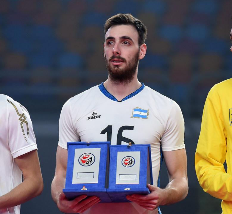 Siena Adds 2017 U23 WCH MVP German Johansen