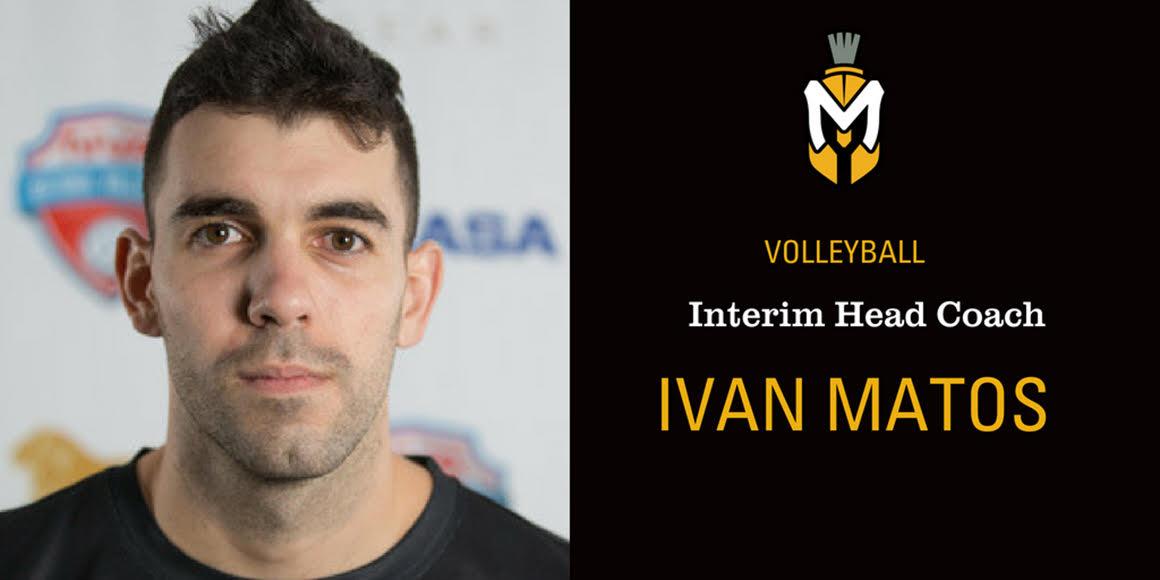 Manchester Tabs Ivan Matos as Interim Head Coach
