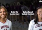 Eastern Kentucky Alums Vick, Maxwell Join Colonel Staff