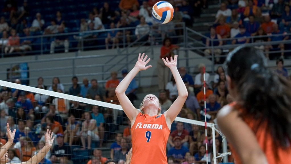 Three-Time All-American Angie McGinnis Named to Florida Hall of Fame