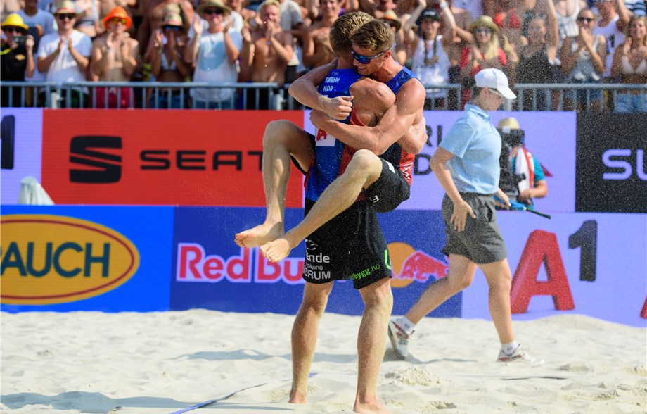 Norway's Mol/Sorum Extend Win To 19 Matches with Vienna Major Gold