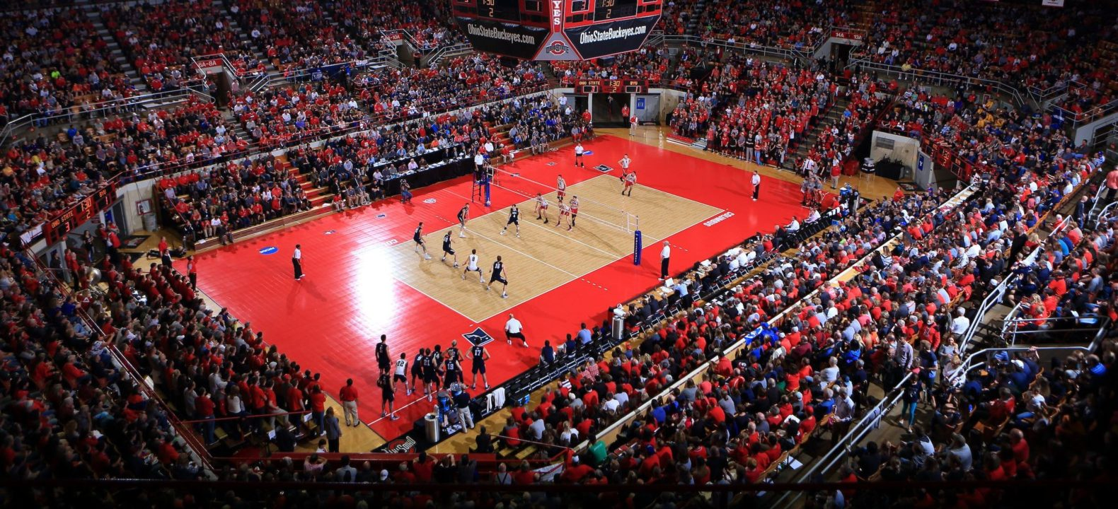 Ohio State Men's Volleyball Releases 2019 Schedule