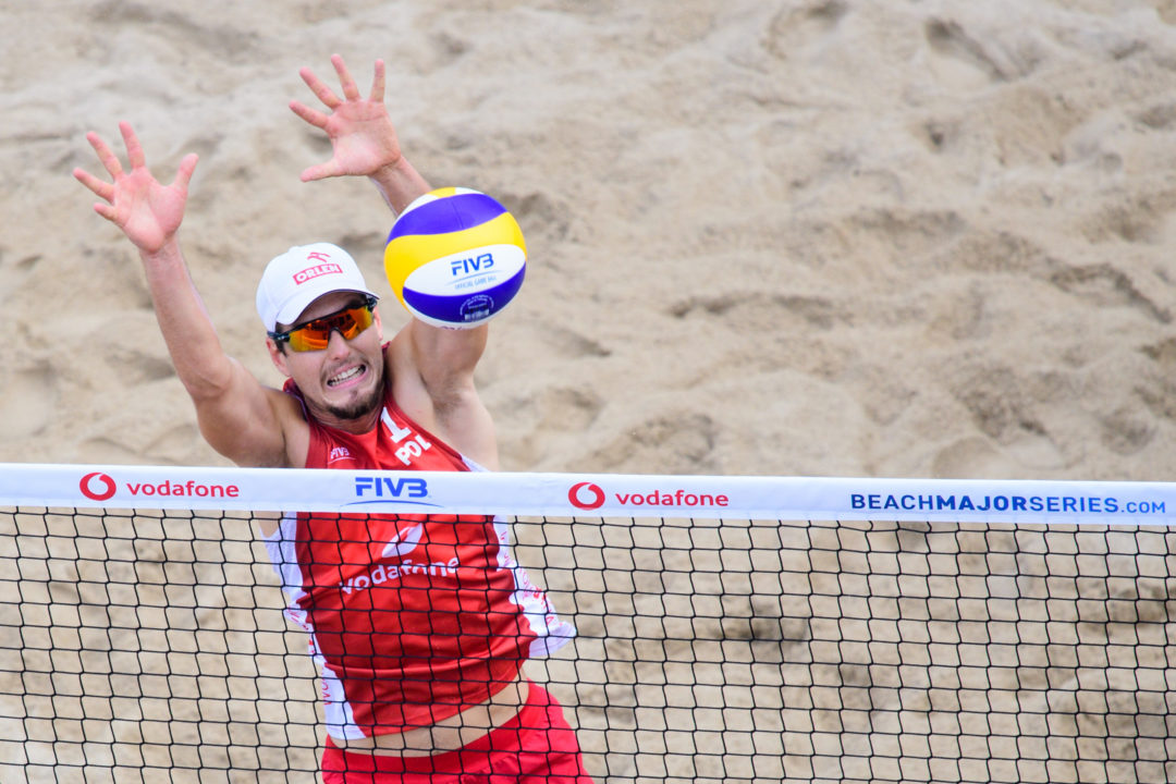 Poland's Kantor/Losiak Win Two on Day 1 of World Tour Finals