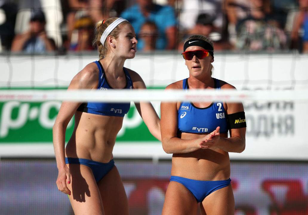 WATCH LIVE: Summer Ross/Sara Hughes vs. Agatha/Duda for Moscow Gold
