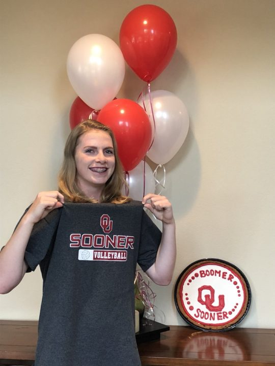 Class of 2020 DS/L Samantha Anthony Commits to Oklahoma