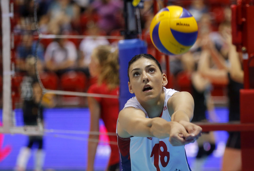 Tijana Boskovic Will Play for Serbia in Final 6 after Abdominal Injury