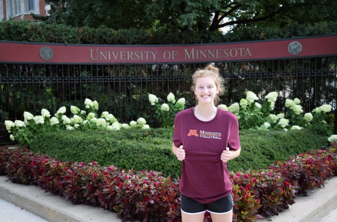 Class of 2021 OH/DS Skylar Gray Commits to Minnesota
