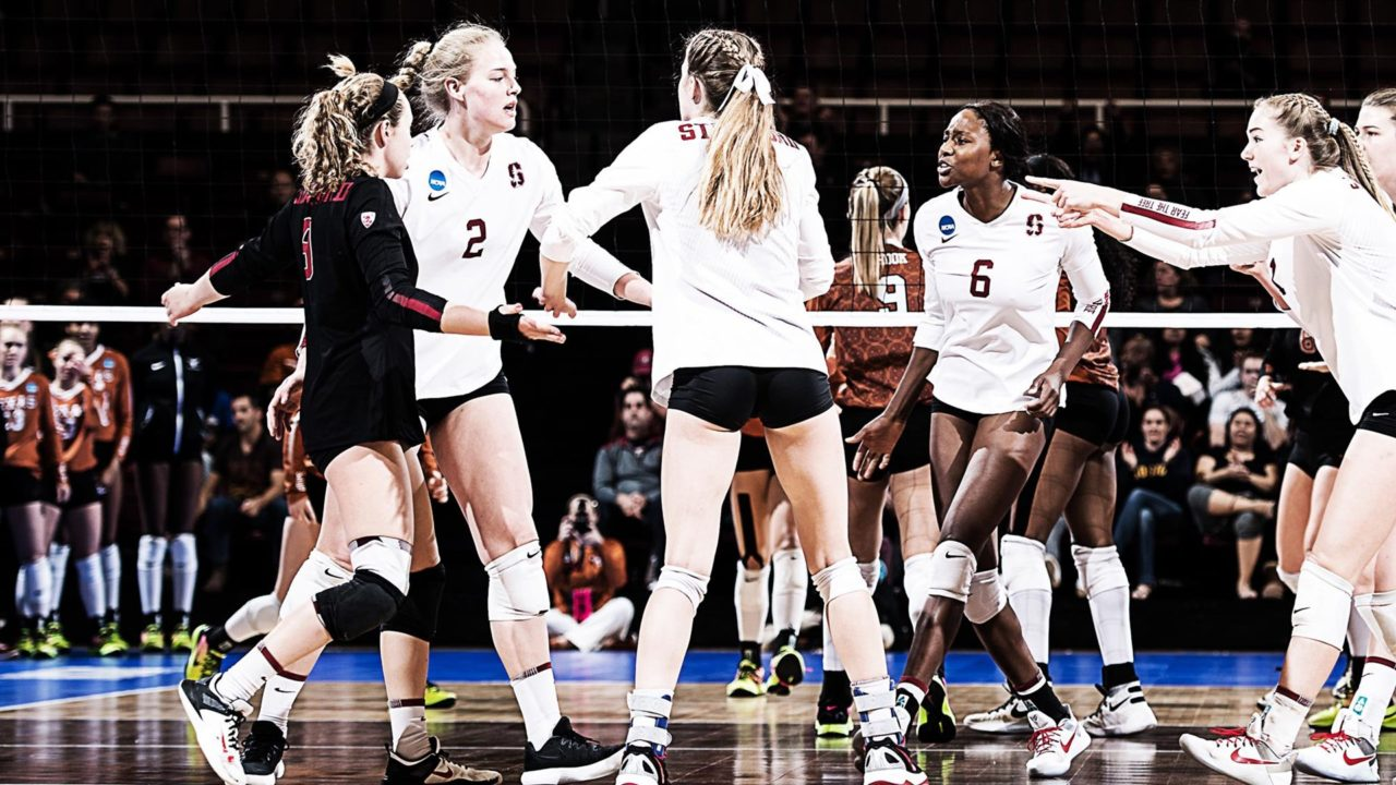Top-Ranked Stanford Sweeps Howard Despite Offensive Struggles
