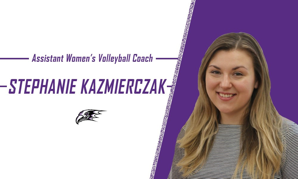Niagara Hires Stephanie Kazmierczak as Assistant Coach