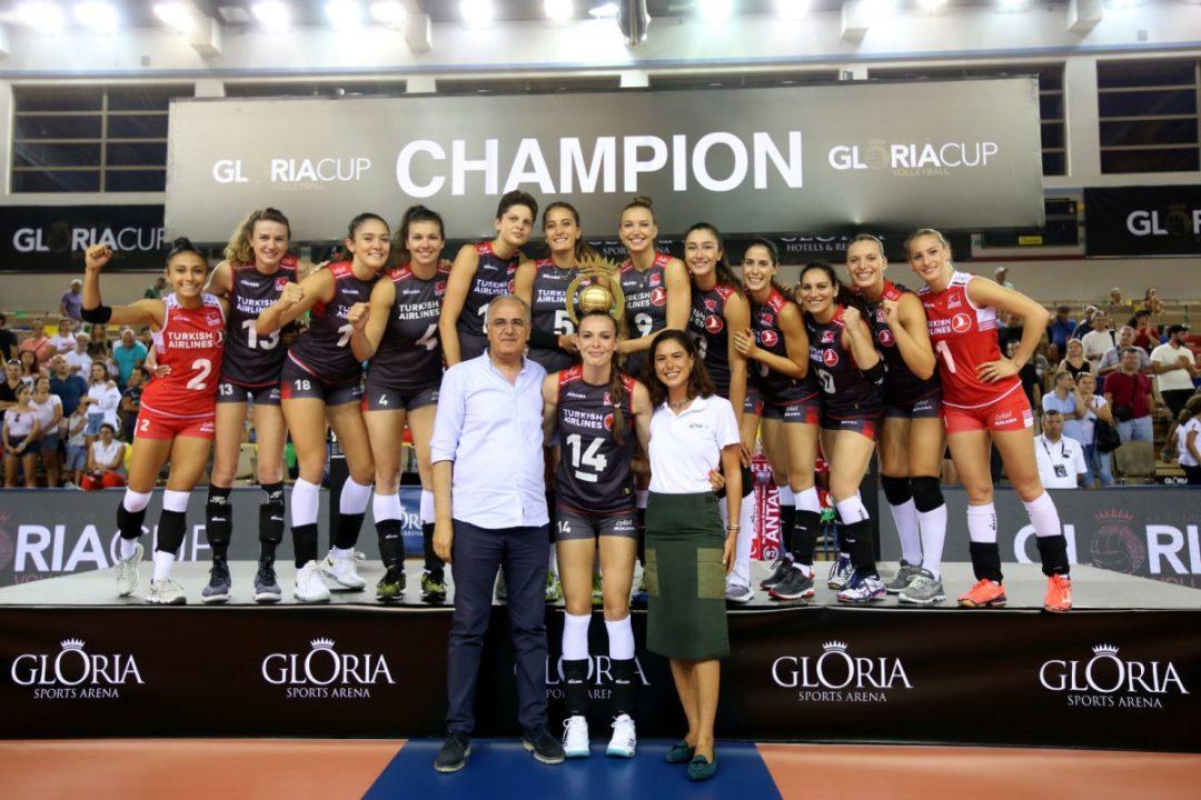 Turkey Wins Gloria Cup In Dominating Fashion