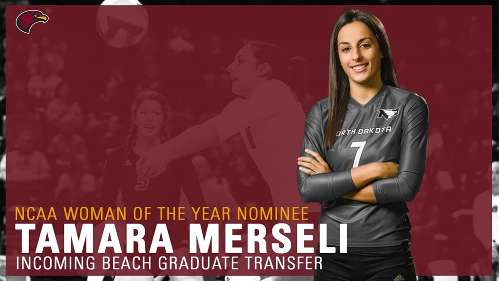 UL Monroe Beach Adds North Dakota Grad Transfer Tamara Merseli