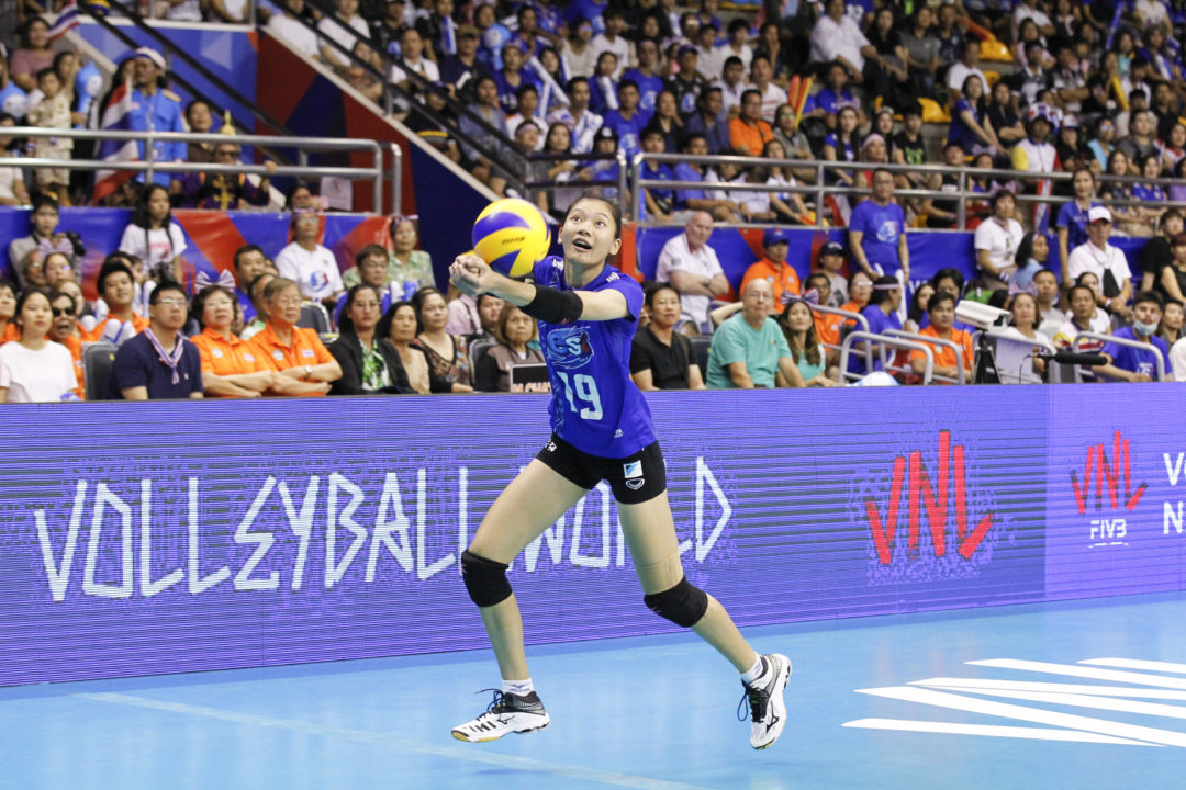 Thailand's Top Scorer Chatchu-On Moksri Sprain Ankle in Quarterfinals